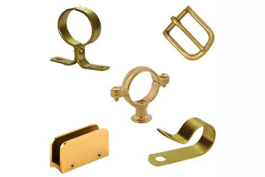 Brass Cast Clamps