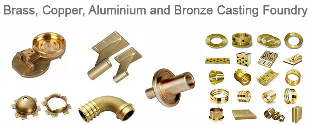 Brass Copper Aluminium and Bronze Casting Foundry
