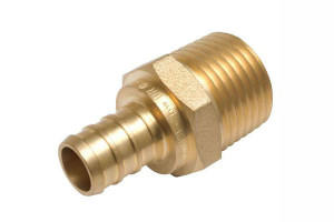 Brass Male Adapter