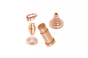 Brass and Copper Turned parts