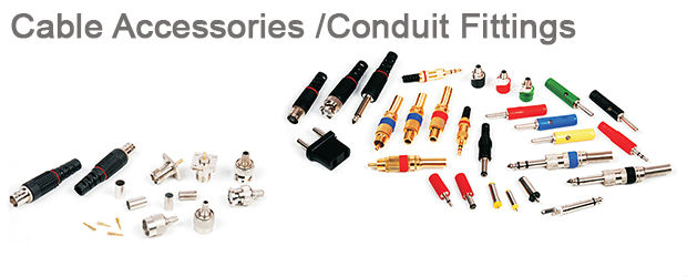 Cable Accessories-Conduit Fittings
