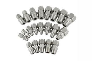 Stainless Steel Ferrules Sockets Nuts