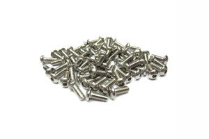 Stainless Steel Round Head Screws