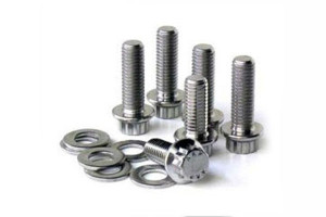 Stainless Steel Threaded Fastener