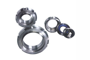 Stainless Steel nuts fittings Union