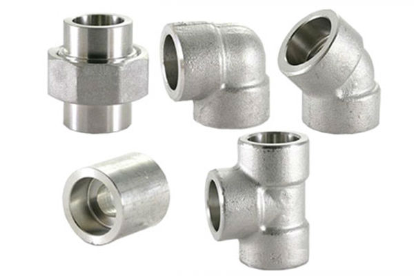 Steel Pipe Couplers : Stainless steel pipe fittings components