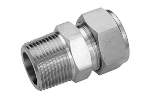 Stainless steel metric NPT