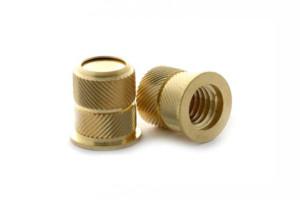 Tappex Type Brass Inserts
