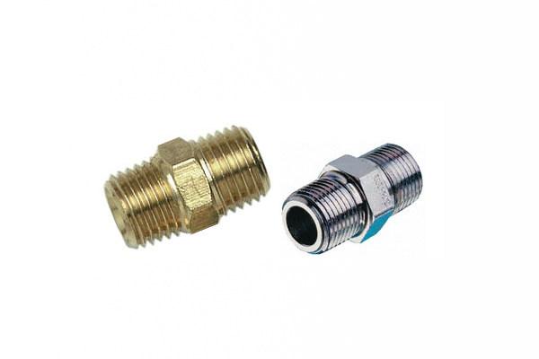 Brass sanitary fittings pipe plumbing