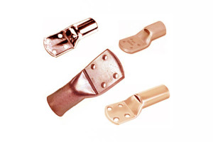 4- Hole Copper Lugs Terminals for Transformers