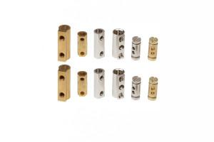 Brass Connectors Electronic Connectors