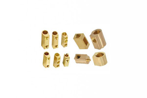 Brass Electronic Connectors