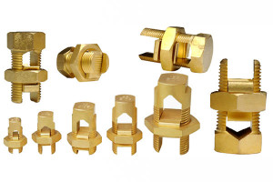Brass Split Bolt Connectors