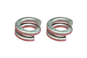 Double Coil Helical Spring