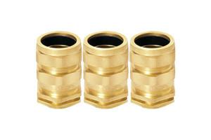E1 W Brass Cable Glands