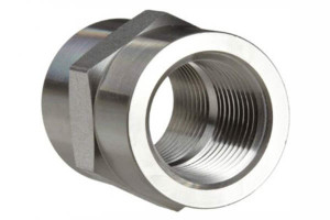 Stainless female couplers