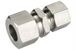 Twin ferrules Stainless steel tube Fittings
